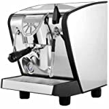 Nuova Simonelli Musica Stainless Steel Pour Over Espresso Machine w/ Black Lining (Color: Stainless Steel)