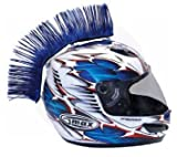 Harry R's Helmet Mohawk Blue