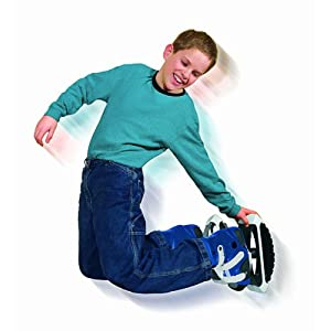 Geospace Kickaroos - Anti-Gravity Jumping Boot (Large Kids)