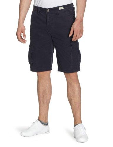 Tommy Hilfiger Mens Navy Darren Cargo Shorts Size 38 Waist