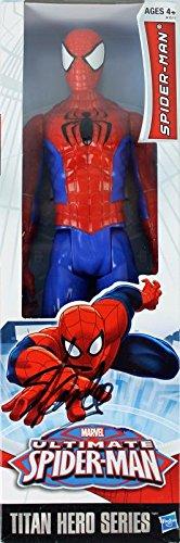 Stan Lee Signed Marvel Ultimate Spider-Man Titan Hero Series Action Figure PSA