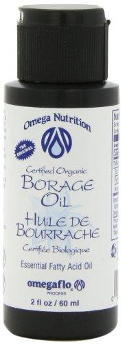 Omega Nutrition Borage Oil, 2-Ounce
