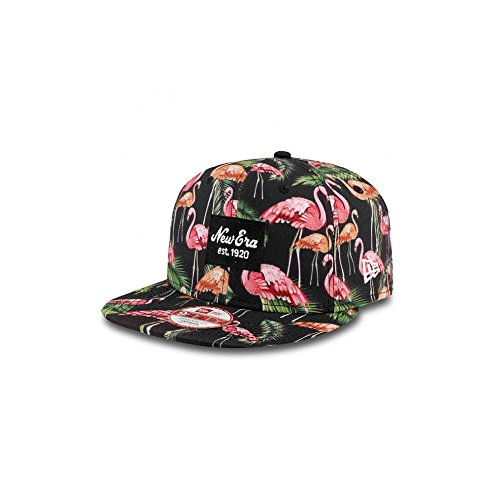 New Era Baseball Cap Mütze Tropical Flamingo