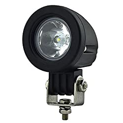 See KLM 10W Round Super Duty High Powered LED Spot light Details