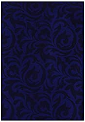 Ajit Creations Men's Kurta Fabric (AC26_Dark Blue)