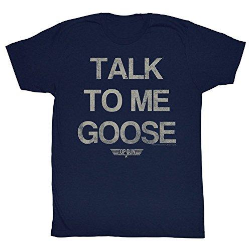 Top Gun Talk To Me Goose T-shirt for Men
