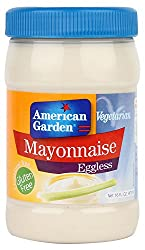 American Garden Mayonnaise Eggless, 473ml