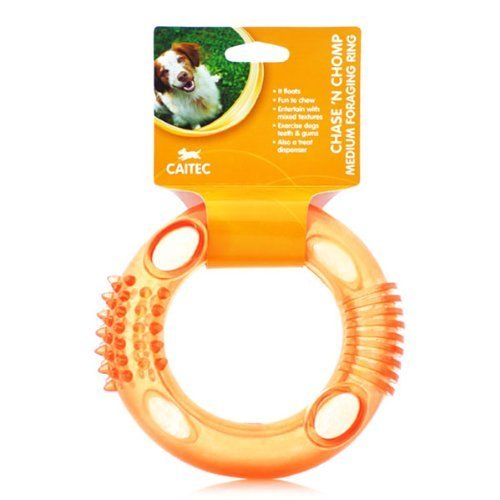 caitec-medium-foraging-ring-7-dog-toy-by-motta