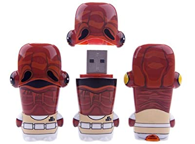 Mimobot Star Wars 8 Ackbar 8GB USB Flash Drive by Mimobot