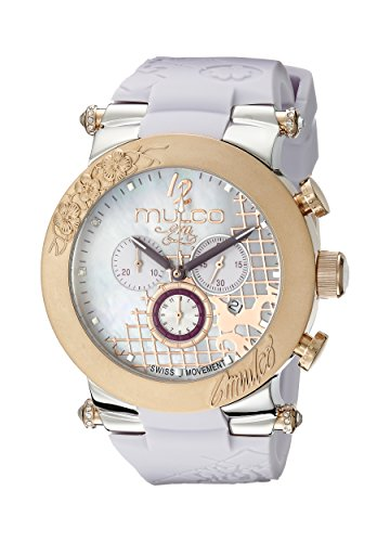 MULCO donna MW 3-13403-513 Era Display analogico-Orologio svizzero al quarzo