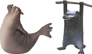 Lansay - 12601 - Figurine - L'Age de Glace - Pack de 2 - Flynn et Gupta