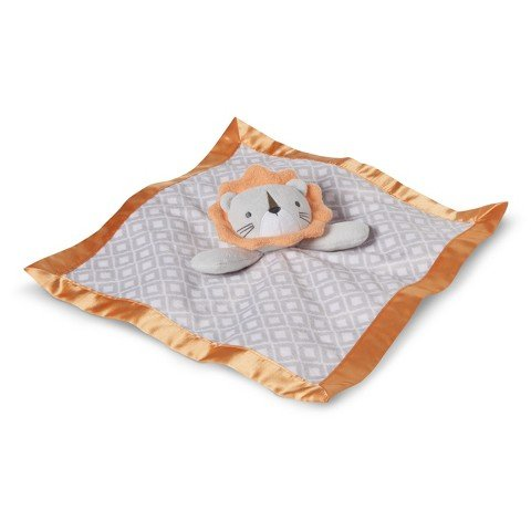 Circo Security Blanket- Snooz'n Safari Lion