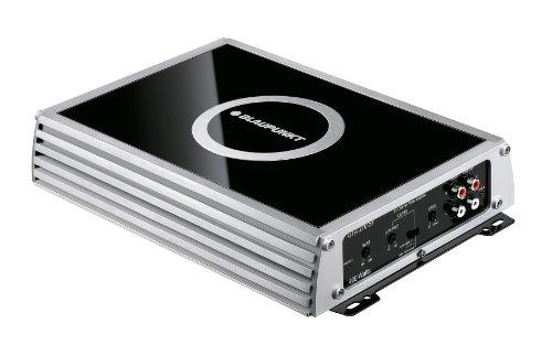 Blaupunkt Gta Dsp 200 Watts 2 Channel Amplifier, Black