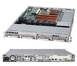 CSE-815S-700CV - CHAS EATX SC815S700CV 1U DP 4X U320 1FF 700W