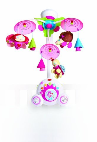 Game / Play Tiny Love Soothe 'N Groove Mobile - Tiny Princess. Musical, Colorful, Symphony, Relaxing, Calming Toy / Child / Kid