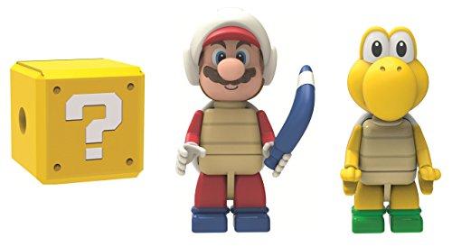 K'NEX Nintendo Super Mario 3D LandBoomerang Mario and Koopa Troopa Mystery Figures - 1