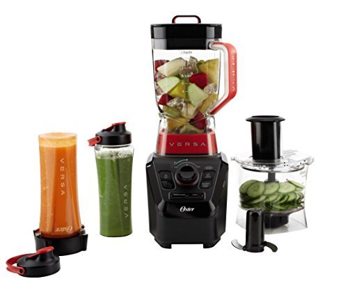 Oster BLSTVB-103-000 Versa 1100-watt Professional Performance Blender with Two 20-Ounce Blend'N Go Cups by Oster (Oster Versa 1100 Blender compare prices)