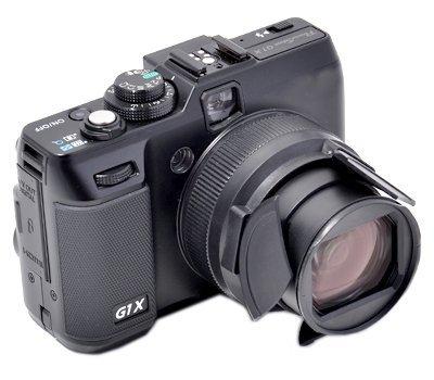 Auto Spezial Objektivdeckel für Canon Powershot G1-X