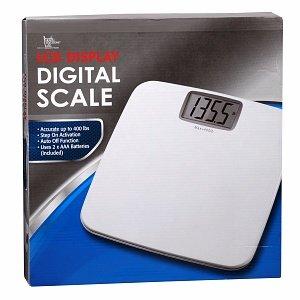 Image of Walgreens 400 lb Capacity Plastic Scale, 1 ea (B00820GORI)