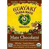 Guayakí Yerba Mate Chocolatte Tea Bags