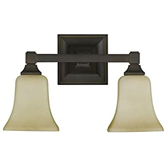 Modern bathroom light with beige cream glass in oil for Bathroom light fixtures brass finish