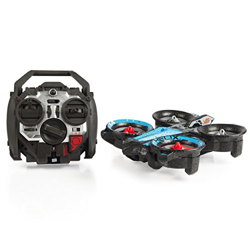 Air Hogs RC Helix X4 Stunt 2.4 GHz Quadcopter, Blue/Red (Quad Copter Airhogs compare prices)