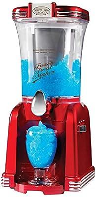 Nostalgia Electrics Retro Series Slush and Soft Ice Cream Frozen Treat Maker by Nostalgia ElectricsTM