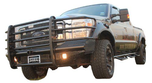 Rear Chrome Step Bumper Bar With Black Pad Pickup Truck CarPartsDepot 364-44215-20 TO1102221 002283591213