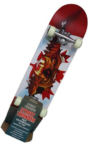 STREET THUNDER(ストリート サンダー) 31インチスケートボード アグレッシブ