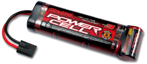 Traxxas 2940 Series 3 7 Cell 3300mAh NiMH Flat Pack