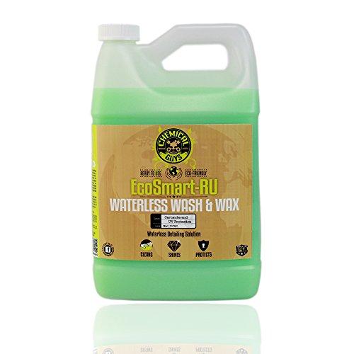 Chemical Guys WAC_707RU EcoSmart-RU Ready to Use Waterless Car Wash and Wax (1 Gal) (Organic Car Wax compare prices)