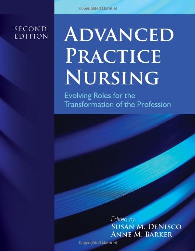 Advanced Practice Nursing: Evolving Roles for the Transformation of the Profession shemelis tesfa the practice