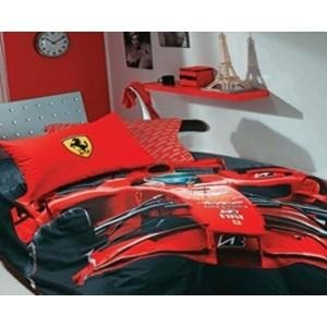 Ferrari F1 Race, Bedding Set, Single (Twin)