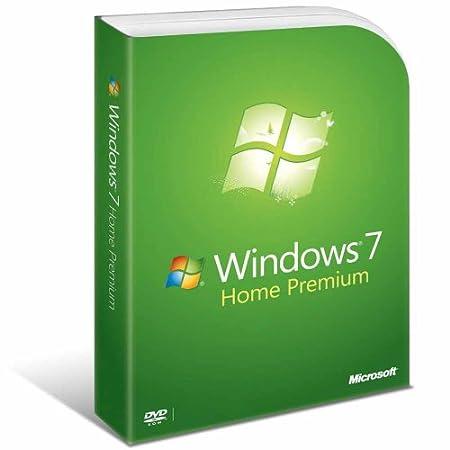 Windows 7 Home Premium SP1 64 bit (OEM)