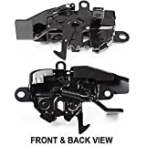 TOYOTA COROLLA 98-02 HOOD LATCH, w/o Theft Deterrent