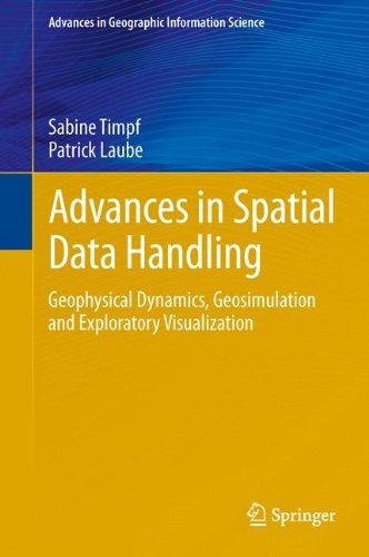Advances in Spatial Data Handling: Geospatial Dynamics, Geosimulation and Exploratory Visualization (Advances in Geograp