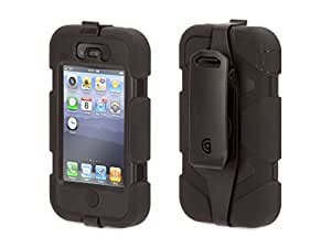Griffin GB01902 - Funda Survivor para Iphone 4 (negro)