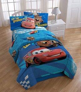 Race Car Bedding front-441824