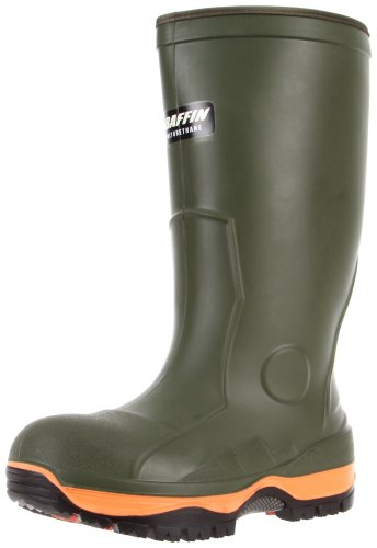 Baffin Men's Ice Bear STP Boot,Forest/Orange/Black,9 M US (Bear Mountain Boots compare prices)