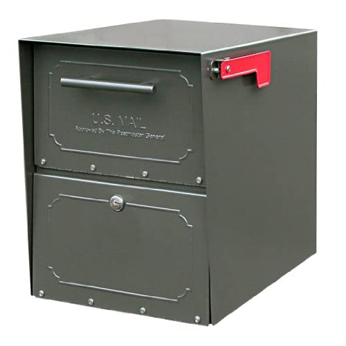 Architectural Mailboxes 6200Z-10 Oasis Jr. Locking Post