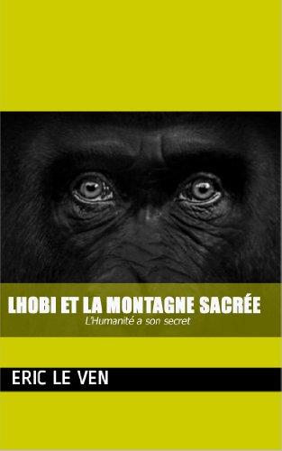 Couverture du livre LHOBI ET LA MONTAGNE SACRÉE