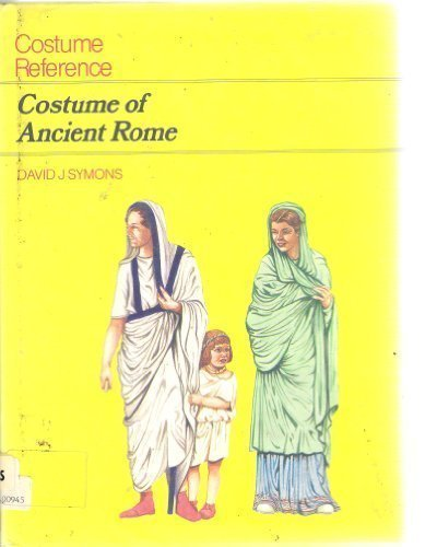 The Costume Reference: Costume of Ancient Rome