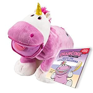 Stuffies - Prancine The Unicorn by Stuffies