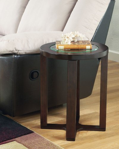 Cheap Signature Design by Ashley Marion Round End Table (T477-6)