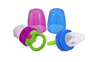 Sassy Teething Feeder, Colors May Vary (Discontinued by Manufacturer)