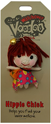 Watchover Voodoo Hippie Chick Doll, One Color, One Size