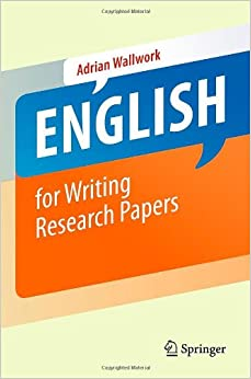 English For Writing Research Papers Wallwork Volvo