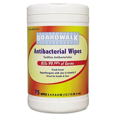 Antibacterial Face Wipes front-863855