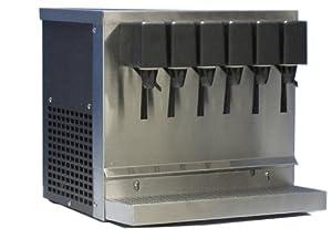Home Soda Fountain Dispenser Machine (6 Flavor)