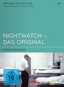 DVD Kultur Spiegel - Nightwatch - Das Original [Import allemand]